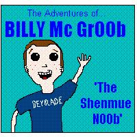 The Shenmue Noob