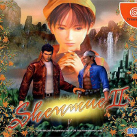 Shenmue II Game Covers