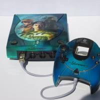 Custom Shenmue Dreamcast