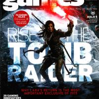 Games TM - August 2015