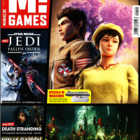 M Games! - December 2019