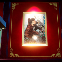 Save Shenmue Building Art Work