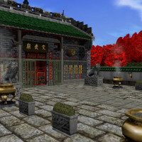 Shenmue II Locations