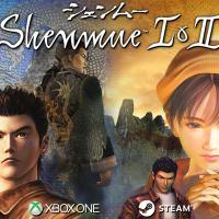 Shenmue I & II HD Promo material