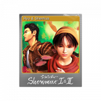 Shenmue I & II Re-Release Steam Items