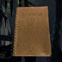 Shenmue II Notebook