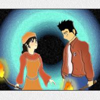 Shenmue III Comics by KID