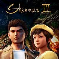Shenmue III Game Covers