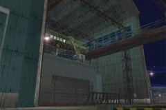 Wharf-Entrance